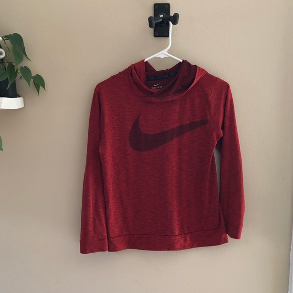 Nike Other - Nike Swoosh Dri-Fit Pullover